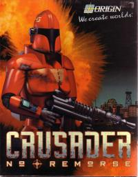 Box shot Crusader 1 - No Remorse