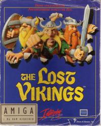Box shot Lost Vikings, The