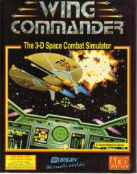 Box shot Wing Commander