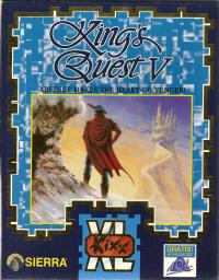 Box shot Kings Quest 5 - Absence Makes the Heart go Yonder