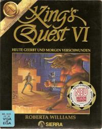 Box shot Kings Quest 6 - Heir Today, Gone Tomorrow