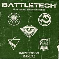 Box shot BattleTech - The Crescent Hawks Inception