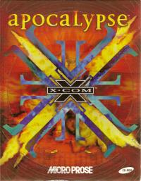 Box shot X-Com 3 - Apocalypse