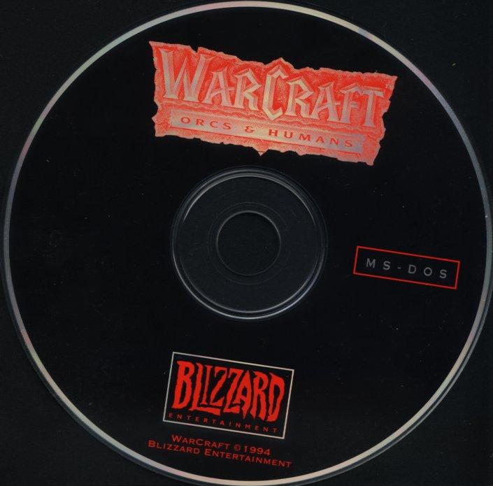 Box Shot Warcraft Orcs And Humans Cd Abandonia