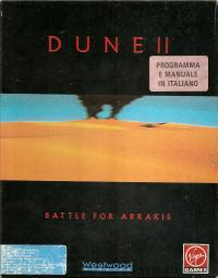 Box shot Dune 2 - The Building of a Dynasty