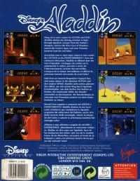 Box shot Aladdin