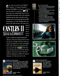 Box shot Castles 2 - Siege and Conquest