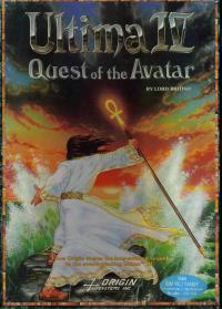 Box shot Ultima IV: Quest of the Avatar