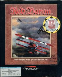Box shot Red Baron