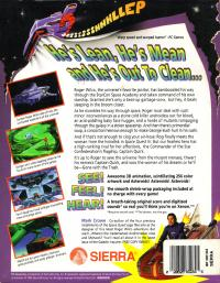 Box shot Space Quest V - The Next Mutation