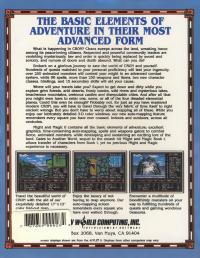 Box shot Might and Magic II - Gates to Another World