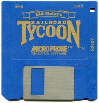 Box shot Railroad Tycoon