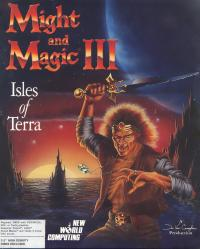 Box shot Might and Magic III - Isles of Terra
