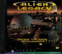 Box shot Alien Legacy