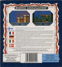 Box shot Bionic Commando