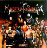 Box shot Mortal Kombat 4