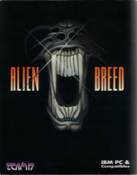 Box shot Alien Breed