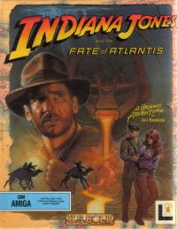 Box shot Indiana Jones and the Fate of Atlantis