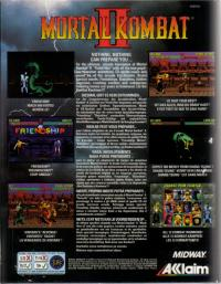Box shot Mortal Kombat 2