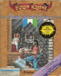 Box shot Kings Quest 1 - Quest for the Crown