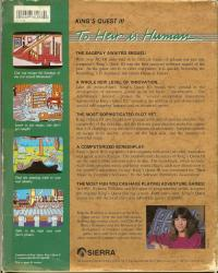 Box shot Kings Quest 3 - To Heir is Human