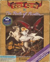 Box shot Kings Quest 4 - The Perils of Rosella