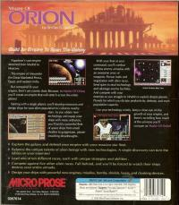 Box shot Master of Orion