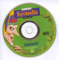 Box shot Legend of Kyrandia