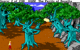 Download Kings Quest IV - The Perils of Rosella | Abandonia  Rosella Kings Quest