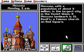 Download Where In The World Is Carmen Sandiego Abandonia