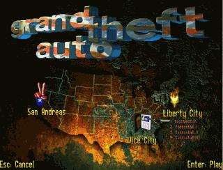 Grand Theft Auto - plná verze ke stažení!