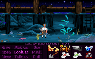 Image result for Monkey Island game