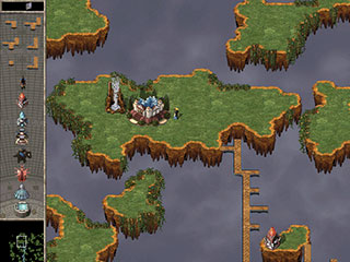 screenshot from abandonia
