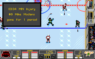 Download Nhl Hockey 94 Abandonia
