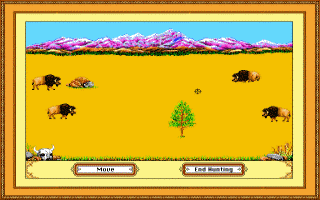 Screens Zimmer 3 angezeig: the original oregon trail game