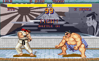Download Street Fighter II - Abandonia