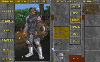 Download Elder Scrolls - Daggerfall, The | Abandonia