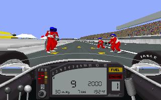 Download IndyCar Racing  Abandonia