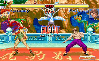 street fighter 2 turbo characters
