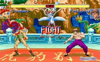 Download Super Street Fighter II Turbo | Abandonia
