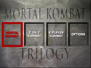 Download Mortal Kombat Trilogy | Abandonia
