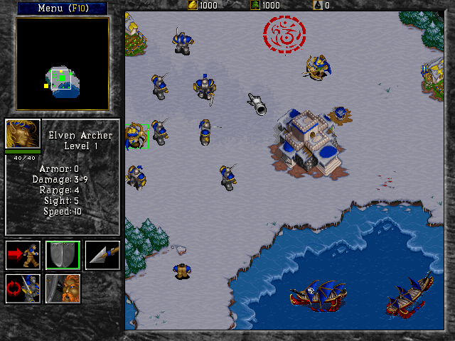 Download Warcraft II | Abandonia