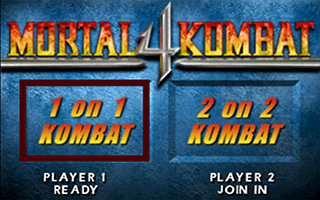 Download Mortal Kombat 4 | Abandonia