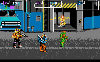 Download Teenage Mutant Ninja Turtles - The Arcade Game