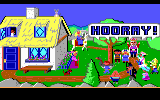 Download Mixed Up Mother Goose VGA Free