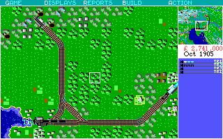 Download Railroad Tycoon | Abandonia