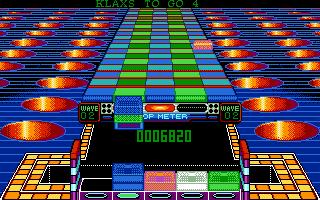 Play Klax Atari Lynx online | Play retro games online at Game Oldies