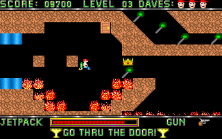 Dangerous Dave 3 Game Free Download « Sonu Mirza Leo