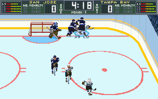 Download Brett Hull Hockey 95 Abandonia