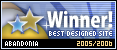 DaFastLane Award: Best Designed Site